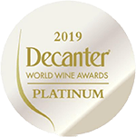 Decanter World Wine Awards Platinum